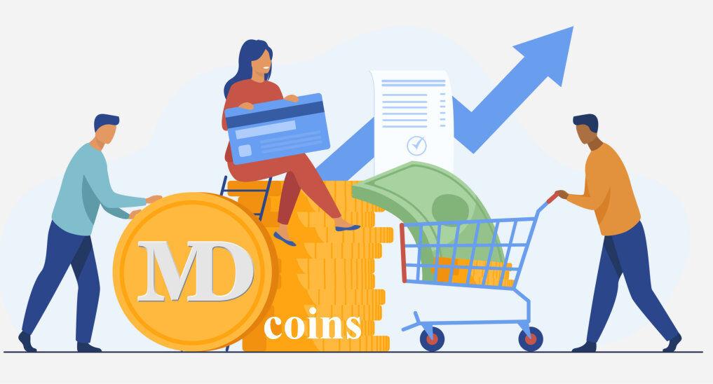 mydaxin แจก coins